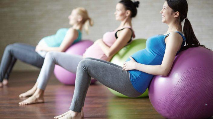 ginnastica postulare pre parto